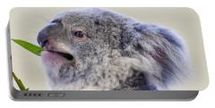 Koala Close Up Portable Battery Charger