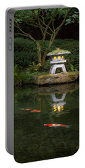Koi By Lantern Light Portable Battery Charger