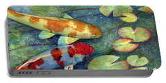 Koi Garden Portable Battery Charger
