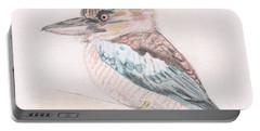 Kookaburra Cuteness Portable Battery Charger