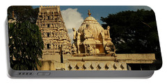 Kote Venkataramana Temple Portable Battery Charger by Mini Arora