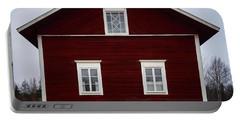 Kovero Main House Portable Battery Charger by Jouko Lehto
