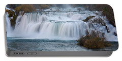 Krka Waterfalls Portable Battery Charger