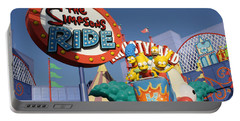 Krusty Portable Battery Charger