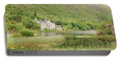 Kylemore Abbey 1 Portable Battery Charger by Mary Carol Story