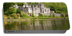 Kylemore Abbey 2 Portable Battery Charger by Mary Carol Story
