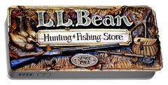 L. L. Bean Hunting And Fishing Store Since 1912 Portable Battery Charger