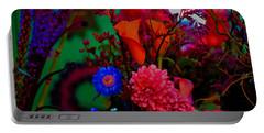 La Cueillette De Fleurs Portable Battery Charger