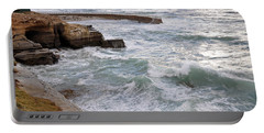 Portable Battery Charger featuring the photograph La Jolla Ca by Gandz Photography