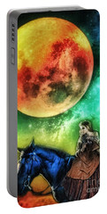 La Luna Portable Battery Charger by Mo T
