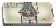 La Mer Lanterne Portable Battery Charger