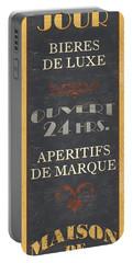 La Soupe Du Jour Portable Battery Charger