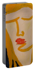 L.a. Woman Portable Battery Charger