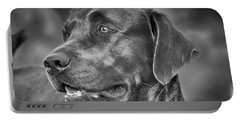Labrador Sweetie Portable Battery Charger