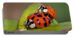 Ladybird Coupling Portable Battery Charger