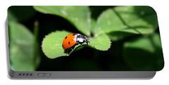 Ladybug Portable Battery Charger