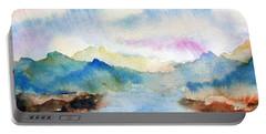 Lake Chuzenji Nikko Portable Battery Charger