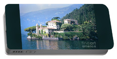Lake Como Palace Portable Battery Charger