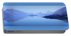 Lake Glenorchy New Zealand Portable Battery Charger