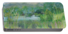 Lake Isaac Impressions Portable Battery Charger