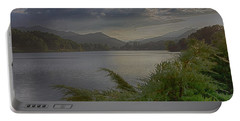 Portable Battery Charger featuring the photograph Lake Junaluska by Dennis Baswell