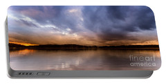 Lake Lanier Sunset Portable Battery Charger