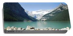 Lake Louise Alberta Canada Portable Battery Charger