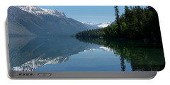 Lake Mcdonald - Glacier National Park Portable Battery Charger by Lucinda Walter