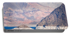 Portable Battery Charger featuring the photograph Lake Mead National Recreation Area by John Schneider