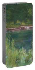 Lake Medina Portable Battery Charger