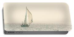 Lake Michigan Sailing Portable Battery Charger