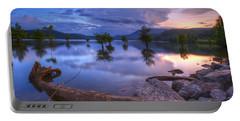 Lake Ocoee Portable Battery Charger
