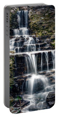 Lake Park Waterfall Portable Battery Charger