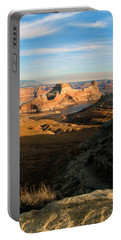 Lake Powell From Alstrum Pt 02 Portable Battery Charger