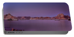 Lake Powell Sunset Portable Battery Charger