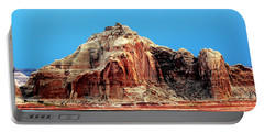 Portable Battery Charger featuring the photograph Lake Powell Utah by Tom Prendergast