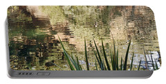 Portable Battery Charger featuring the photograph Lake Reflections by Kate Brown