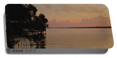 Lake Sunrise Portable Battery Charger