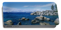 Lake Tahoe Ca Portable Battery Charger