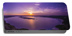 Lake Travis Sunset Portable Battery Charger
