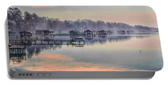 Lake Waccamaw Morning Portable Battery Charger