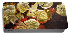 Lake Washington Lily Pad 11 Portable Battery Charger