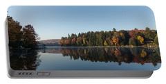Lakeside Cottage Living - Peaceful Morning Mirror Portable Battery Charger