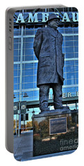 Lambeau Field And Vince Portable Battery Charger