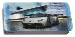 Lamborghini Huracan Portable Battery Charger by Mario Carini