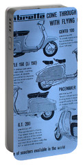 Lambretta Style Portable Battery Charger