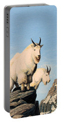Lamoille Goats Portable Battery Charger