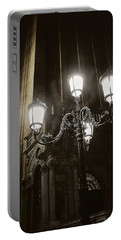 Lamp Light St Mark's Square Portable Battery Charger