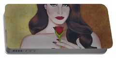 Lana Del Rey Portable Battery Charger