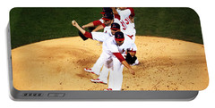 Lance Lynn Pitches Portable Battery Charger